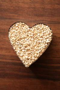 Quinoa -- You'll love this ancient power seed.