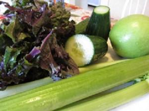 green drink ingredients